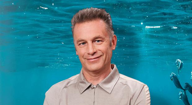 Chris Packham hosts Blue Planet Live on BBC One