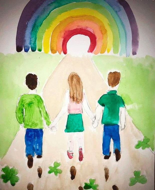 "A touching watercolour tribute to the victims of the Greenvale Hotel tragedy has been praised by St Patrick's Academy — the school two of the victims attended. It was painted by Emma NicGabhann (23), a nurse from Northern Ireland who's now working in London. Emma told the Belfast Telegraph: ""I never expected it to have such feedback. I'm glad that those both directly and indirectly affected have all been so touched and moved by the painting. It seems to have brought about some comfort through these difficult days."""