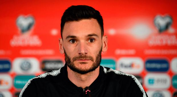 Clear ambition: Hugo Lloris