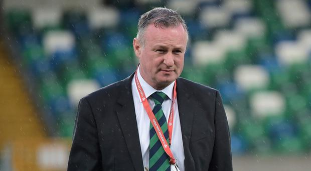 Michael O'Neill targeted for West Brom manager's job as Championship