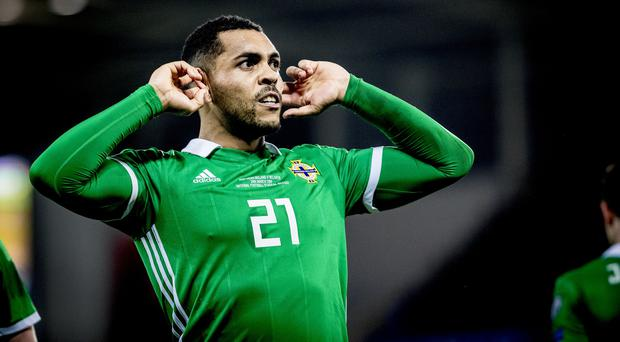 Josh Magennis is hoping Northern Ireland can defy the odds to seal automatic qualification for Euro 2020.