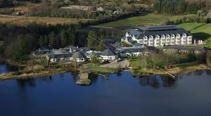 Harvey's Point hotel in Donegal
