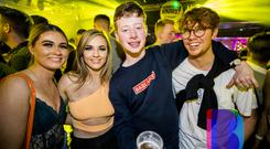 25 March 2019 People out at the Limelight for Scratch Mondays. (Liam McBurney/RAZORPIX)