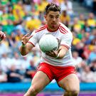 Clubbing together: Ronan O'Neill has decided to focus on Omagh St Enda's