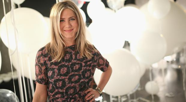 Jennifer Aniston (Photo by Mike Windle/Getty Images for smartwater)