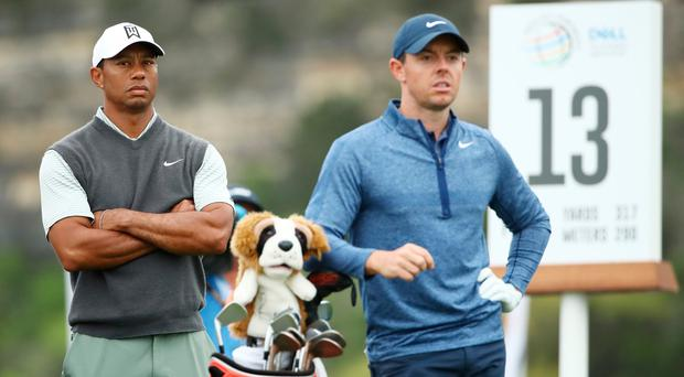 How will Tiger Woods and Rory McIlroy fare at this week's Masters, the opening Major of 2019.