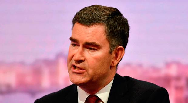 Justice Secretary David Gauke opposes a no-deal Brexit