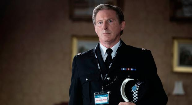 Superintendent Ted Hastings (C) World Productions - Photographer: Aidan Monaghan