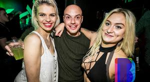 30 March 2019 People out to see EDM DJ Dave Pearce at Plastik. (Liam McBurney/RAZORPIX)
