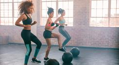 Gym boost: doing some exercise can benefit you during your period
