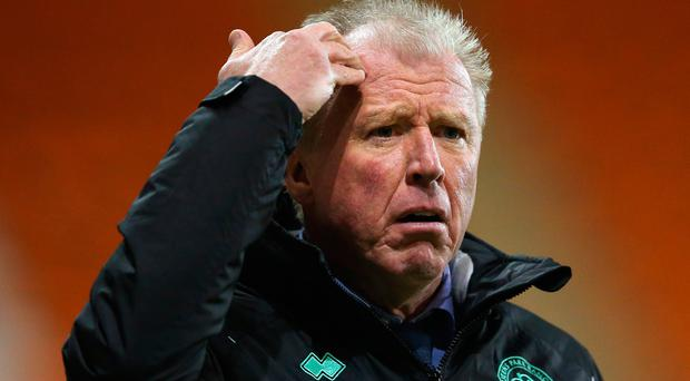 Moved on: Steve McClaren has been sacked by QPR, 11 months after replacing Ian Holloway as manager