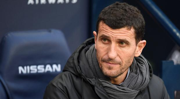 Winning feeling: Watford boss Javi Gracia is keen to build some momentum ahead of the FA Cup semi-final with Wolves
