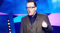 Frankie Boyle has caused a stir over a joke on his show about the IRA