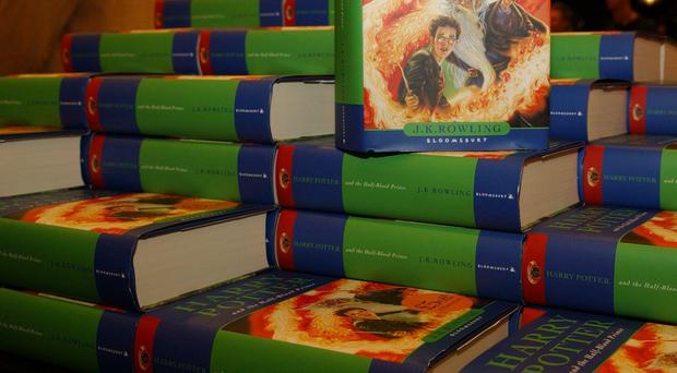 Copies of Harry Potter And The Half-Blood Prince (Yui Mok/PA)