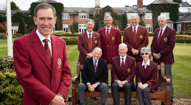 Lurgan Golf Club professional Peter Hanna has been named PGA Captain.