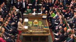 Theresa May told MPs and the nation 50 times that the UK would quit the EU on March 29