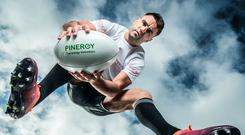 Confident: Conor Murray is sure Ireland can find form again
