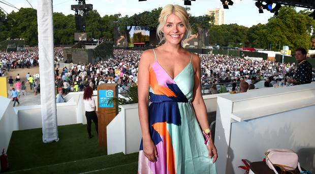 Holly Willoughby (Photo by Eamonn M. McCormack/Getty Images for Barclaycard)