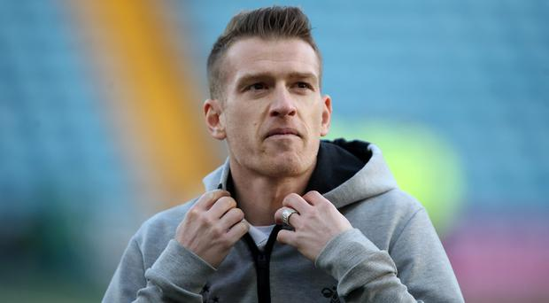 Steven Davis was named man of the match for Rangers on Wednesday night.
