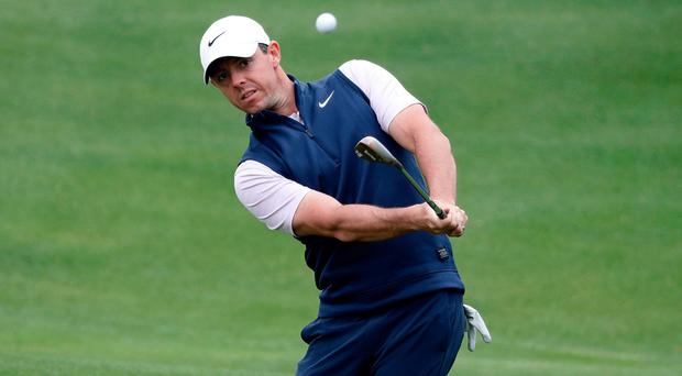 Clear vision: Rory McIlroy