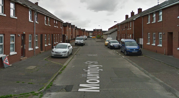 Mountjoy Street. Credit: Google