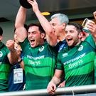 Glory: Ireland's World Sevens qualifiers