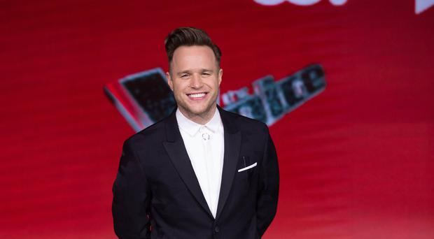 Olly Murs (David Parry/PA)