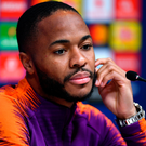 Defiant: Raheem Sterling says playing on is answer to racism