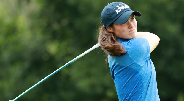 Only way is up: Leona Maguire is on brink of making it to the LPGA Tour