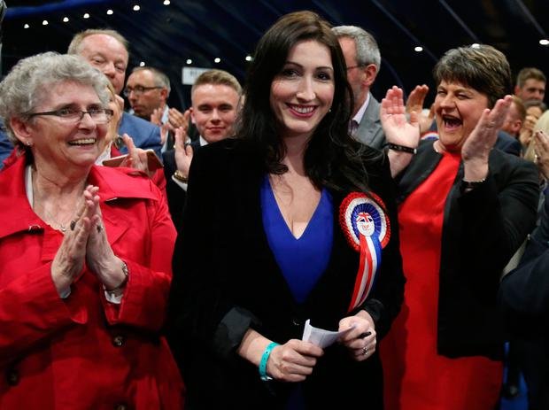 Emma Little Pengelly claimed £138 for an item purchased at the luxury London department store Selfridges.