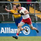 Crowd appeal: Tyrone captain Mattie Donnelly sees fans' backing as vital