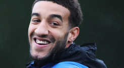Scary time: Connor Goldson has a family history of heart issues