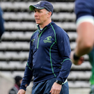 Winning momentum: Connacht coach Andy Friend