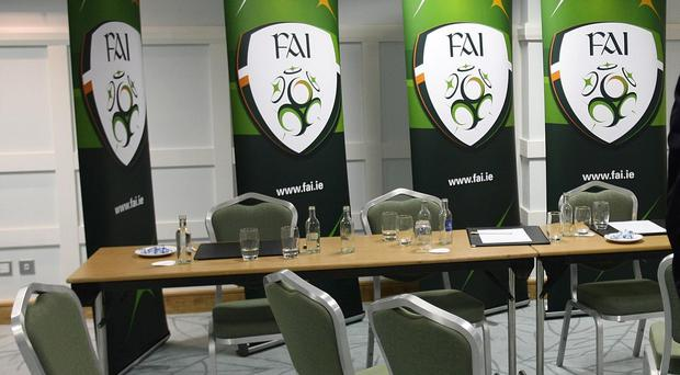 The board of the FAI has indicated it will step down, says Shane Ross (Julien Behal/PA)