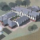 How the new Inch Abbey Hotel near Downpatrick will look
