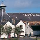 Major extension: the Old Bushmills Distillery in Co Antrim