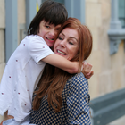 Campaign: Tyrone mum and son Charlotte and Billy Caldwell