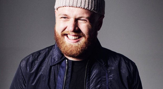 Runaway success: Tom Walker has had a meteoric rise to fame