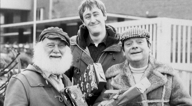 Fire breaks out at block of flats featured in Only Fools And Horses (PA)