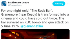Wednesday's tweet by the Pat Finucane Centre which was condemned as 'a shameful slur' on the RUC