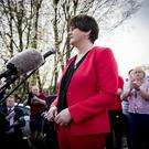 A vigil is held for Lyra McKee in Fanad Drive Creggan on April 19th 2019 (Photo by Kevin Scott / Belfast Telegraph)