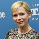 "FILE – In this Jan. 24, 2019, file photo, Michelle Williams, a cast member in ""After the Wedding,"" poses at the premiere of the film on the opening night of the 2019 Sundance Film Festival in Park City, Utah. Michelle Williams and Phil Elverum have separated after less than of marriage. A person close to the couple who wasn't authorized to comment on the matter confirmed the split Friday, April 19, 2019. It was first reported by People magazine. The 38-year-old Oscar-nominated actress and the 40-year-old musician were wed last July in upstate New York. (Photo by Chris Pizzello/Invision/AP, File)"