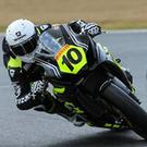 Well placed: Josh Elliott finished in sixth after free practice at Silverstone