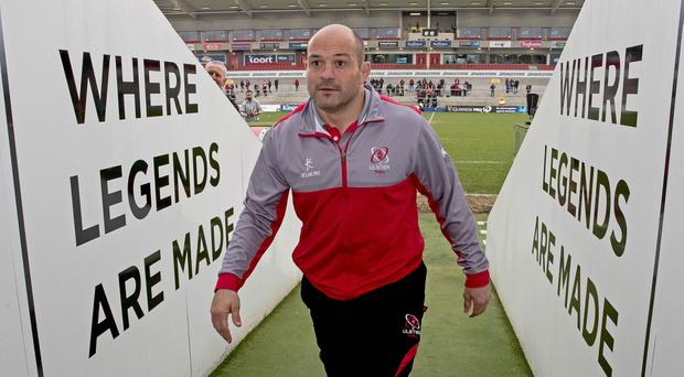 Ulster captain Rory Best is expected to get one final run-out at Kingspan Stadium.