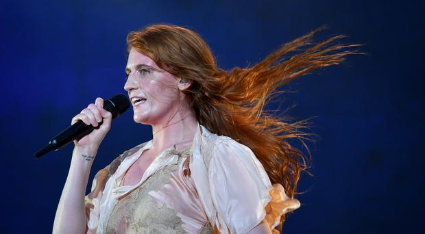 Florence Welch (PA)