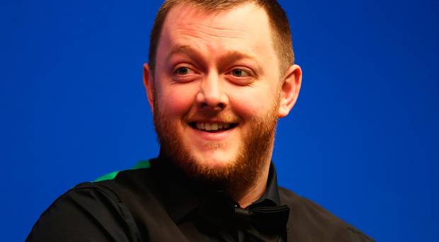 Starting point: Mark Allen will launch his bid for world glory