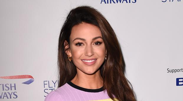 Michelle Keegan (Photo by Eamonn M. McCormack/Getty Images for British Airways)