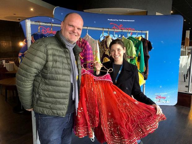 Ralph Meets Disney On Ice Performance Director Shelley Bindon