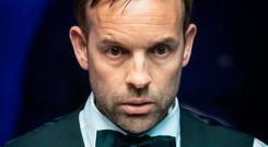 Focused: Ali Carter