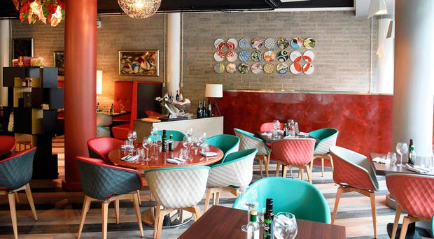 Gusto e is a wonderful addition to Lanyon Place in Belfast